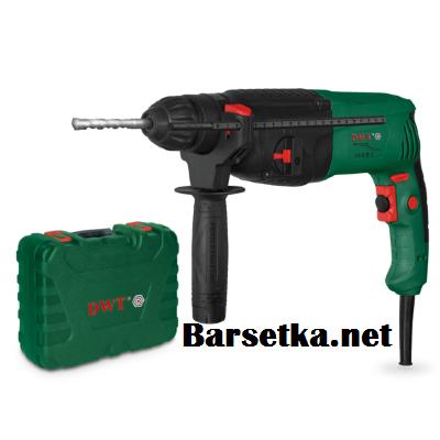 Перфоратор прямой DWT SBH08-26 T BMC (гарантия 2 года, прямой)