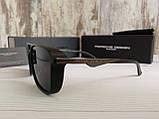 Мужские брендовые солнцезащитные очки с поляризацией Porsche Design, фото 2