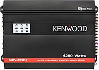 Автомобильный 4-канальный усилитель звука Kenwood MRV805BT 4200W Black (2644)