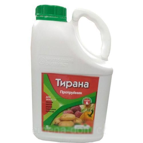 Протруювач Тирана 5 л