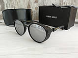 Брендовые солнцезащитные очки с поляризацией Emporio Armani (унисекс), фото 3