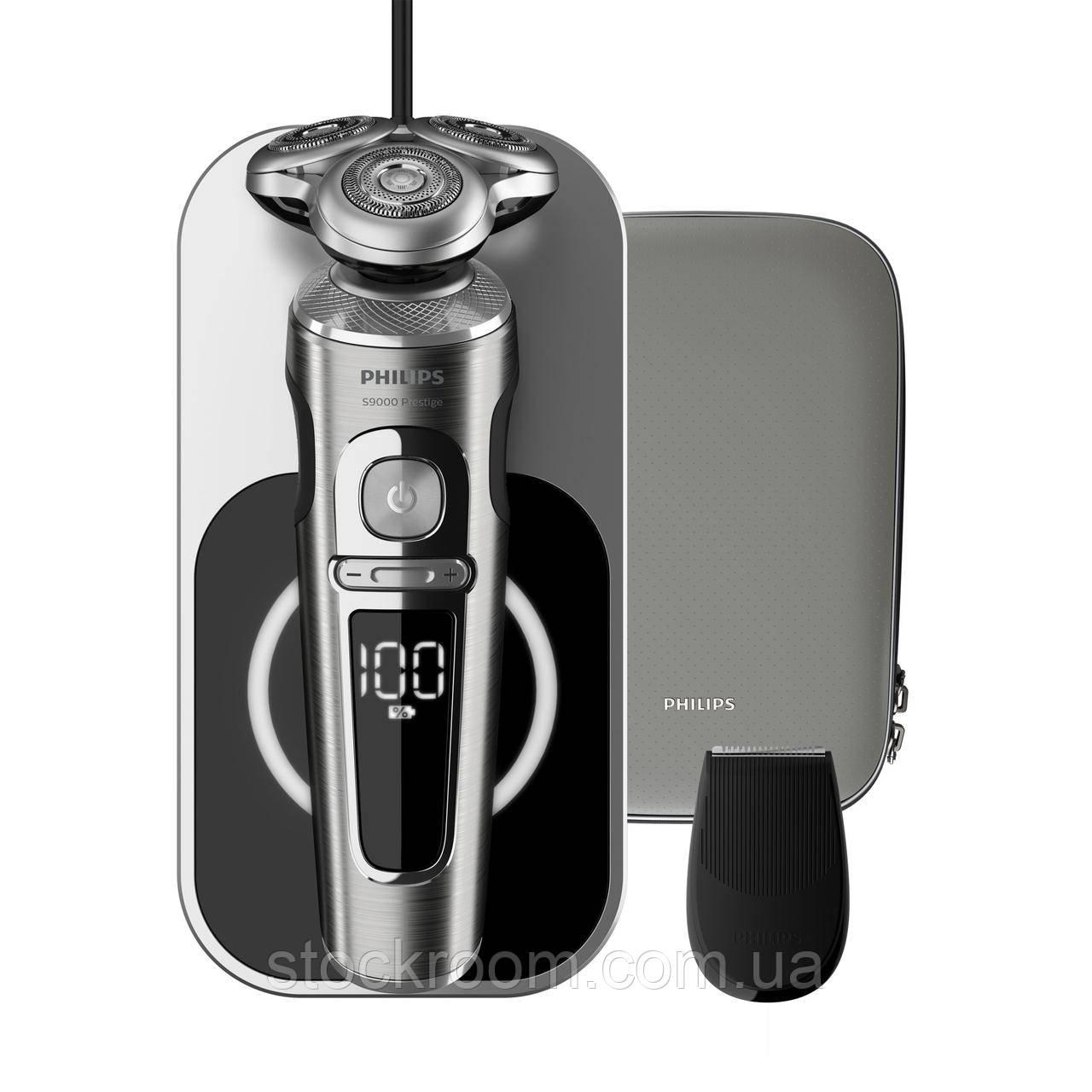 Бритва Philips SP 9860/13 серии S9000 для сухого и влажного бритья