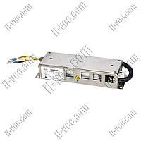 Тормозной резистор Siemens 6SE6400-4BD11-0AA0, 2 kW, 380-480VAC для MICROMASTER 4