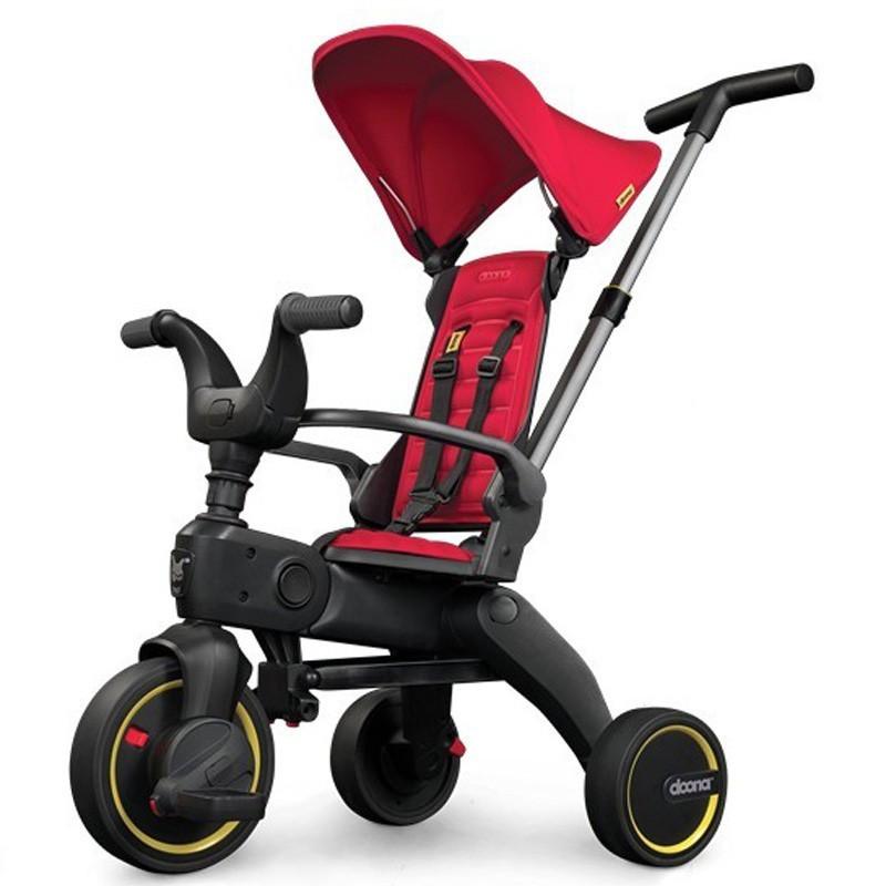 Детский трехколесный велосипед Liki Trike S1 Doona DN510-99-031-025