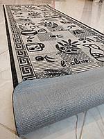 Безворсовой коврик на резиновой основе Flex 0.67х2