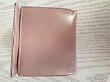 Кошелек женский розовый , небольшой, фото 2
