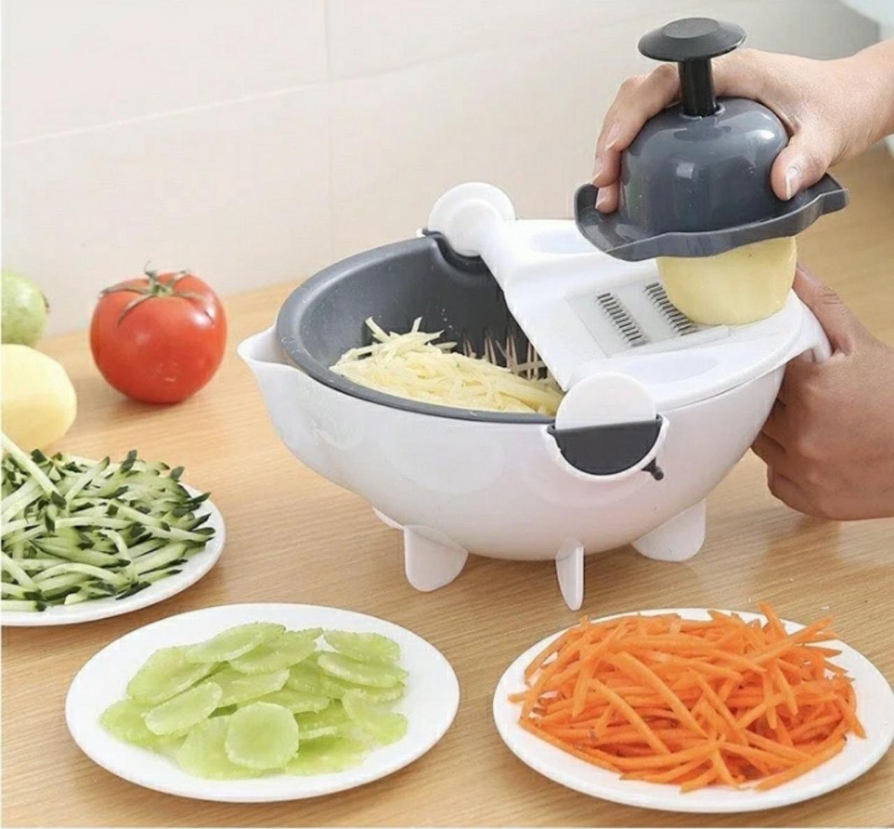Мультислайсер-Терка-Овочерізка Basket Vegetable Cutter