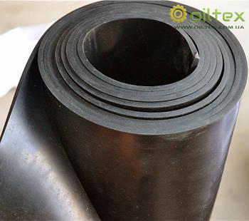 Техпластина ТМКЩ 6 мм 1,3м*3,75м резина листовая