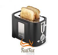 Электрический тостер с 3 режимами поджаривания 620W