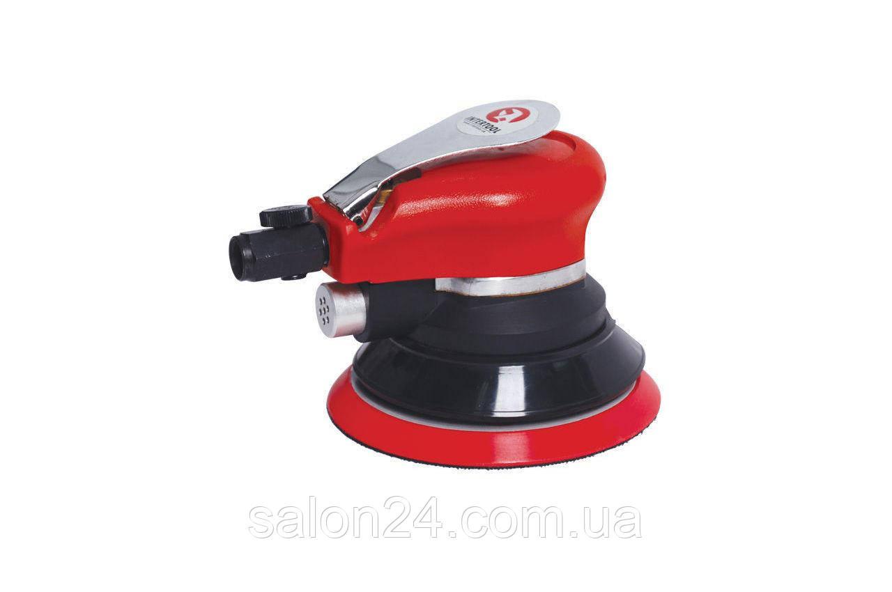 Шліфмашина ексцентрикова пневматична Intertool - 125 мм