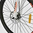 """Велосипед Спортивный CORSO DRAGON 26""""дюймов JYT 010 - 8018 WHITE (1) рама алюминиевая 17``,, фото 4"""