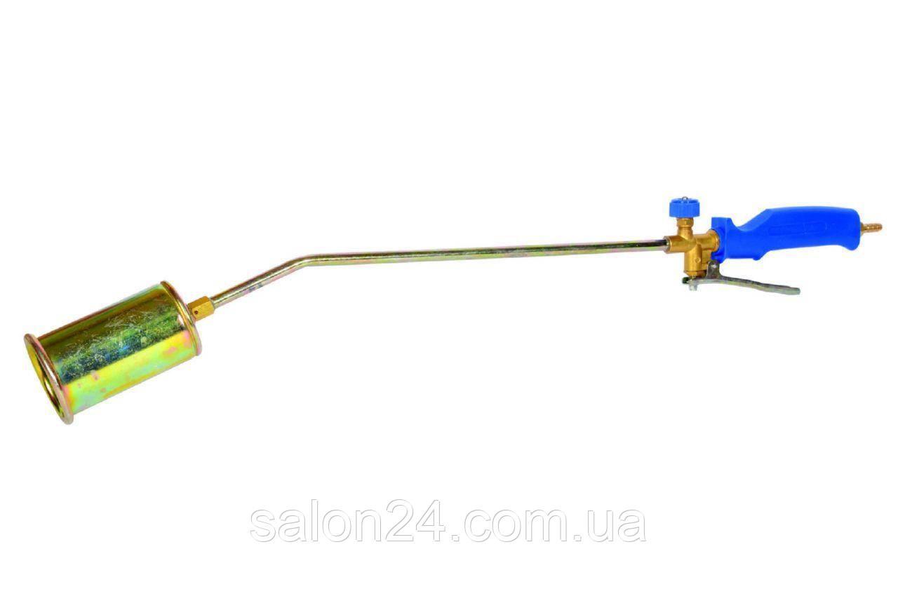 Горелка газовая Mastertool - 40 x 300 мм с клапаном PROFF