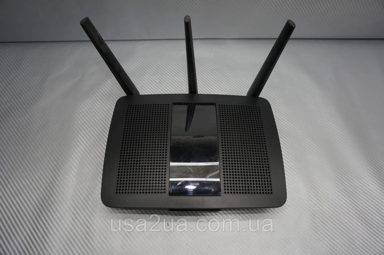 Маршрутизатор Роутер Cisco Linksys EA 7300 кредит гарантия