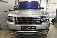 Lend Rover - замена биксеноновых линз