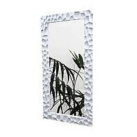 Оригинальное прямоугольное зеркало в ванную/прихожую Libra 700x900