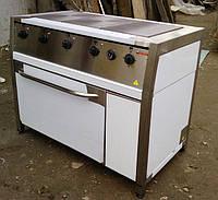 Плита электрическая 3-х конфорочная с духовкой ПЭ-3Д АРТЕ-Н
