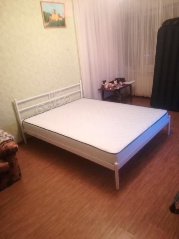 Металлическая кровать Lavito