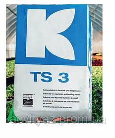 Торфяной субстрат Класман ТС3 \ Klasmann TS 3 200 л.