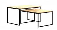 Кофейный Журнальный столик в стиле LOFT (NS-967417275)