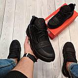 Мужские кроссовки Philipp Plein OS013 черные, фото 2