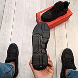 Мужские кроссовки Philipp Plein OS013 черные, фото 8