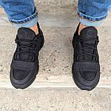 Мужские кроссовки Philipp Plein OS013 черные, фото 6