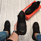 Мужские кроссовки Philipp Plein OS013 черные, фото 3
