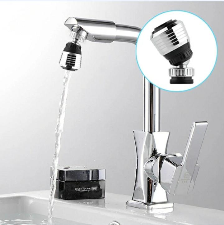 Насадка на кран для экономии воды Water Saver с двумя режимами