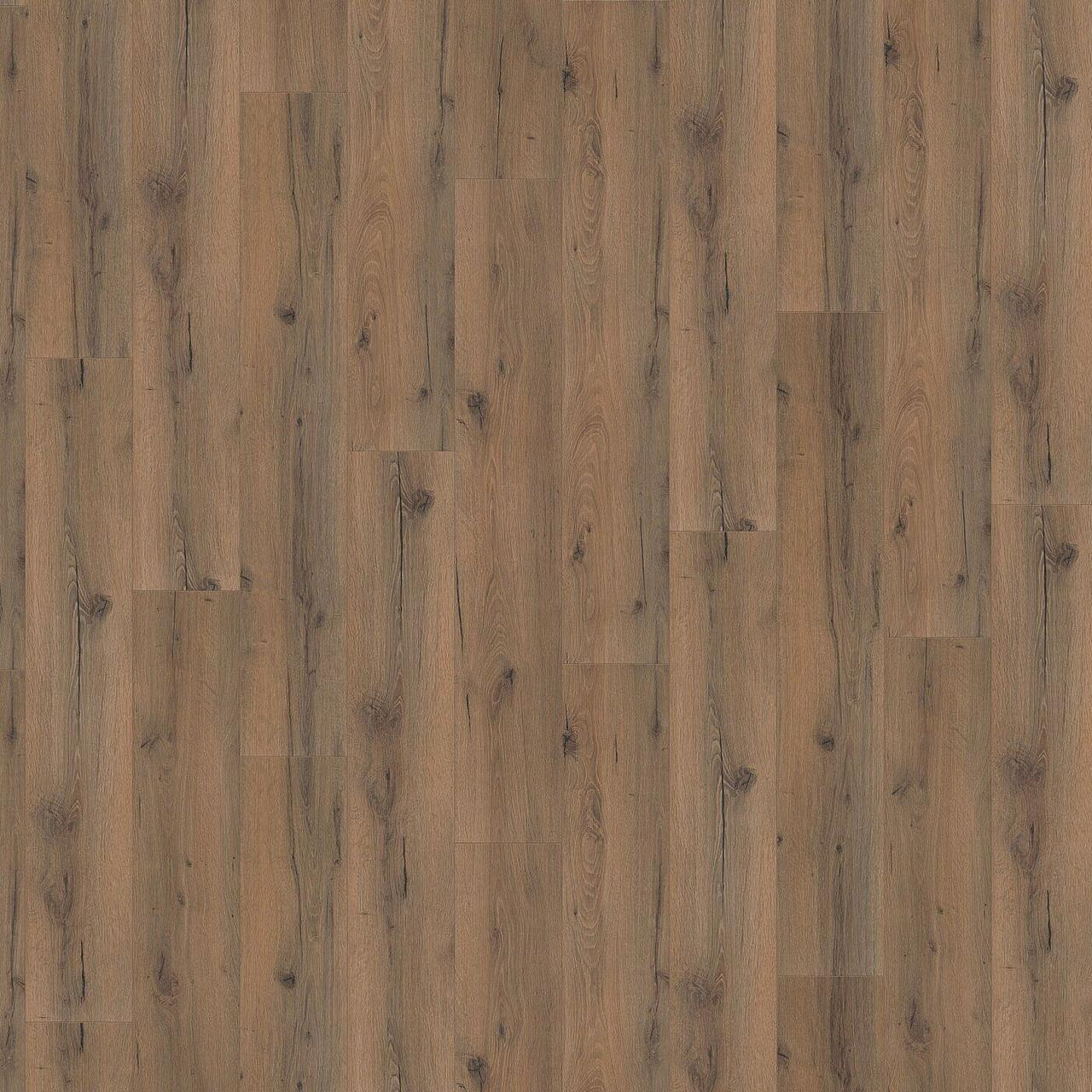 Ламинат WINEO Дуб рустик темно-коричневый