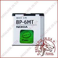 Аккумуляторная батарея (АКБ) Nokia copy BP-6MT