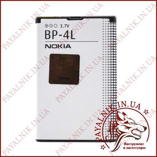Акб Nokia copy BP-4L
