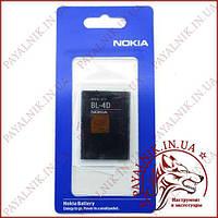 Акумуляторна батарея (АКБ) Nokia BL-4D (High copy)
