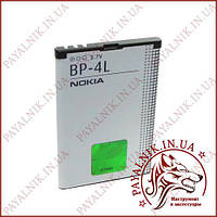 Акумуляторна батарея (АКБ) Nokia BP-4L (High copy)