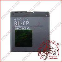 Акумуляторна батарея (АКБ) Nokia BL-6P (High copy)