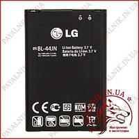 Акумуляторна батарея (АКБ) для LG (BL-44JN) (High copy)