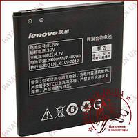 Аккумуляторная батарея (АКБ)для Lenovo (BL-209) (High copy)