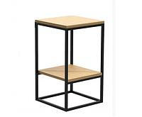 Прикроватный столик в стиле LOFT (NS-963247060)