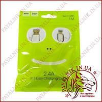 Кабель HOCO X13 EASY USB - USB Type C 1m