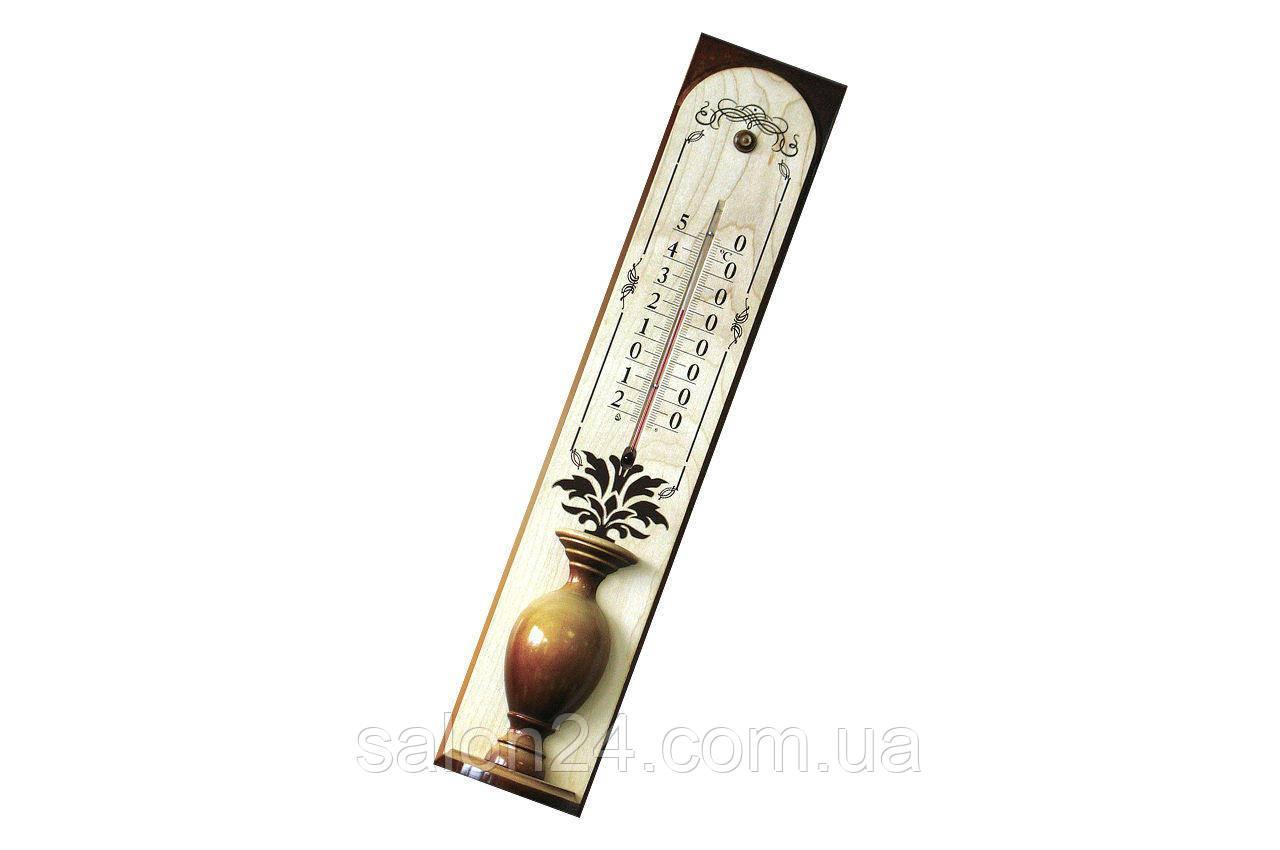 "Термометр комнатный Стеклоприбор - (-20/+50°C) Д-11 ""кувшин"""