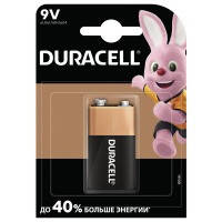 Батарейка DURACELL 9V / MN1604 KPN1*10 1 шт.