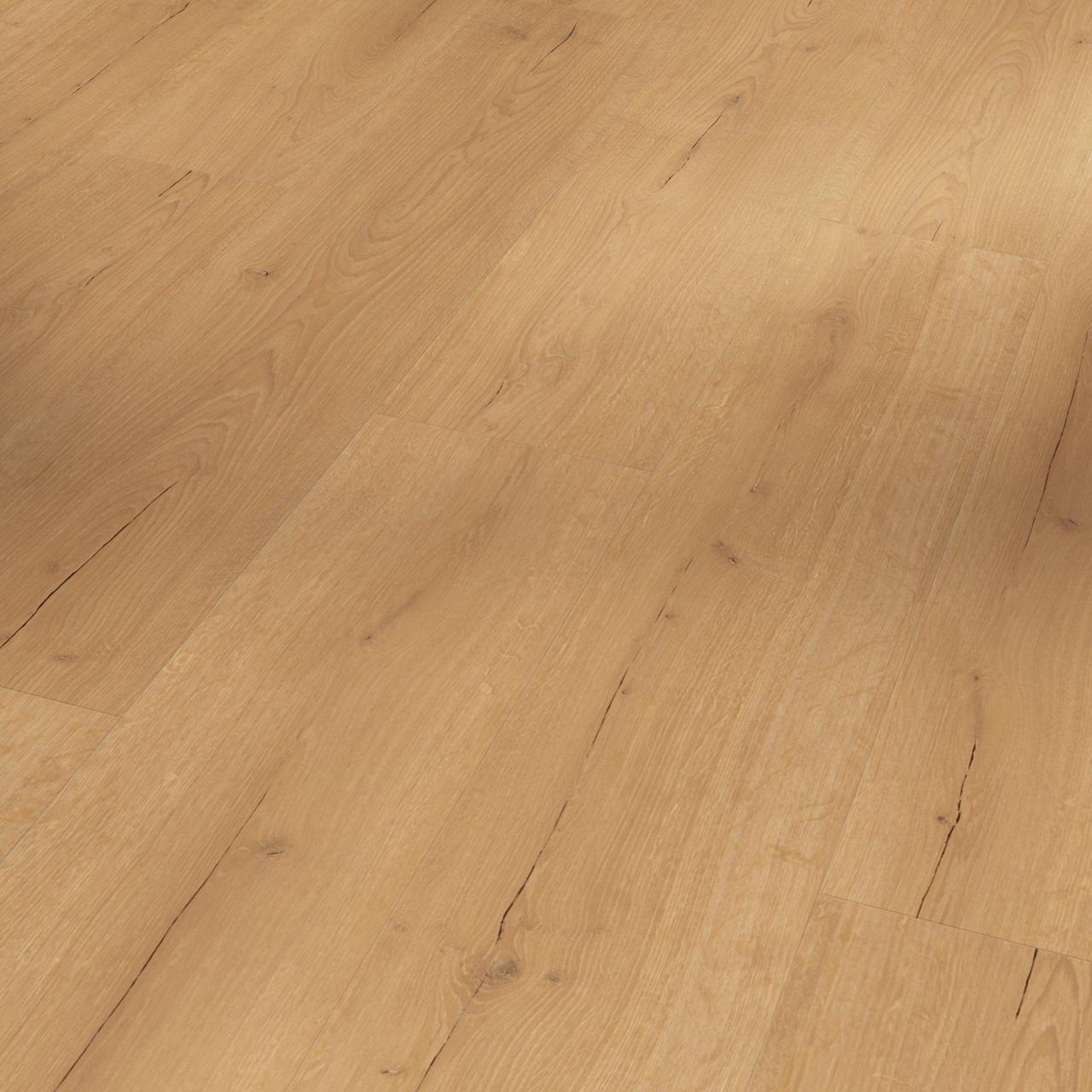 Виниловые покрытия Parador Дуб инфинити натуральный вивид (Oak Infinity natural vivid texture)