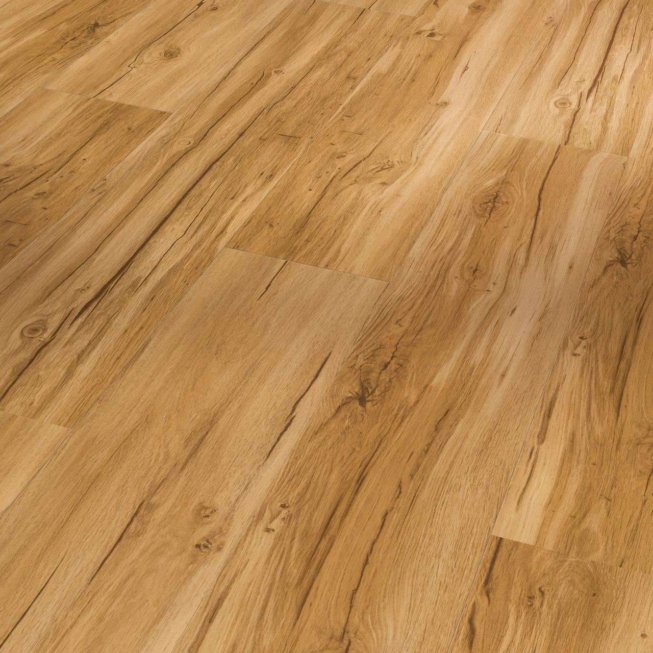 Вінілові покриття Parador Дуб мэмори натуральний браш (Oak Memory natural brushed texture)