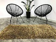 Ковер ШЕГИ коричневый 80x150 см, фото 2