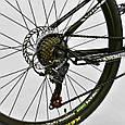 """Велосипед Спортивный CORSO AIRSTREAM 26"""" дюймов JYT 002 - 8047 BLACK-GREEN (1) рама металлическая 17``%, фото 2"""