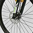 """Велосипед Спортивный CORSO AIRSTREAM 26"""" дюймов JYT 002 - 8047 BLACK-GREEN (1) рама металлическая 17``%, фото 3"""