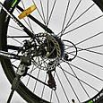 """Велосипед Спортивный CORSO AIRSTREAM 26"""" дюймов JYT 002 - 8047 BLACK-GREEN (1) рама металлическая 17``%, фото 4"""