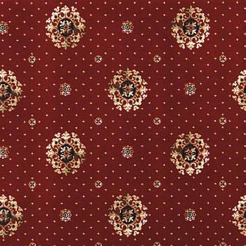 Ковролин ткан. Balta Wiltax 2505 0010 4,0м красный