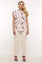 Блуза летняя большого размера Алина (4 цвета), фото 4