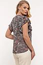 Блуза летняя большого размера Алина (4 цвета), фото 8