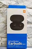 Беспроводные наушники Xiaomi Redmi Airdots Original Наушники Xiaomi Mi True Wireless Earbuds Basic